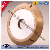 V Shape periferico Diamond Grinding Wheel per Glass