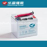 batterie d'acide de plomb scellée rechargeable de 12V 40ah pour solaire