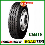 Longmarch/pneu radial 13r22.5 de camion double route