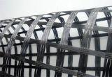 PVCコーティングが付いている単軸ポリエステルGeogrid