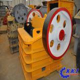 Trituradora de quijada mineral ampliamente utilizada para la escoria, el cemento, el coque, el mineral, el material duro del etc