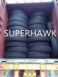 Superhawk Großhandelspreis-Handels-LKW-Gummireifen 11r22.5 295/75r22.5 11r24.5 315/80r22.5
