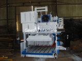 移動式ブロックの生産Qmy18-15の移動式コンクリートブロック機械価格