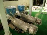 PEAD / PEBD ABA duplo parafuso de plástico Film Making Machine