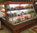 슈퍼마켓을%s 전시 냉장고 진열장