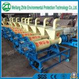 Máquina de desidratação de extração de estrume de vaca e estrume de animais