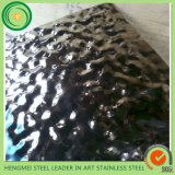 COM нержавеющей стали 5wl 6wl From Alibaba Decoration Panel 304 Texture Emboss Stamping Decorative стены