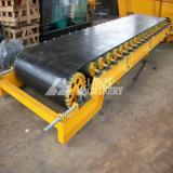 Alto transportador de correa eficiente para el titanio/los equipos de la transportación