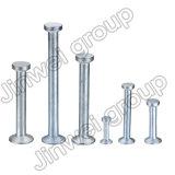 Двойной головной анкер ноги/поднимаясь анкер в вспомогательном оборудовании Precasting бетона (2.5Tx85)