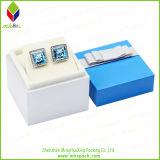 Passte einen Lippenverpackungs-Geschenk-Schmucksache-Kasten für Ring an