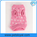 L'animale domestico all'ingrosso degli accessori dell'animale domestico della fabbrica copre il maglione del cane