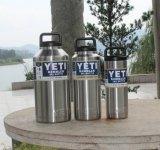 Rambler 18 Yeti нержавеющей стали подарка рождества фабрики оптовый бутылка Yeti 36 64ounce