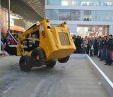 De mini Lader van het Wiel van de Lader van de Jonge os van de Steunbalk met de Dieselmotor van de Invoer met Facultatieve Gehechtheid