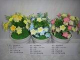 Alta qualità dei germogli della Rosa del loto dei fiori artificiali di Gu-Jy912204412
