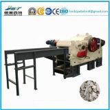 Máquina Chipper de madera eléctrica de tambor de la desfibradora de la eficacia alta