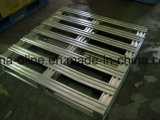 Paleta de metal para el Depósito de almacenamiento
