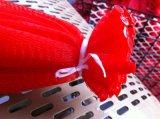 Nahrungsmittelgrad verdrängte PET pp. Plastikineinander greifen-Nettobeutel für das Frucht-Gemüse-Verpacken
