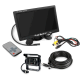 CCD Car Reversing Camera Сони для Car Backup, Waterproof