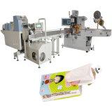 Tejido de la máquina de la fabricación de papel del pañuelo que hace la máquina