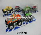La nuova plastica gioca il giocattolo del veicolo dell'automobile di attrito (701165)