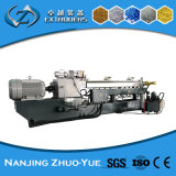 Machine Manufactory van de Extruder van de Korrels van het Huisdier van Zte de Plastic
