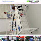 Fabrication enduite blanche faite sur commande de tôle de qualité