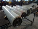 Slot Upe Conveyor Roller Without Steel Support