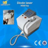 Laser-permanenter Haar-AbbauPortable der Dioden-808nm (MB810P)