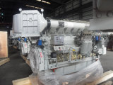 низкий двигатель дизеля морского пехотинца расхода топлива 220kw