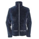 のどの毛皮のジャケットの偽造品の毛皮のジャケットの偽造品の毛皮