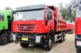Hongyan Genlyon 6x4 25ton Tipper Truck con 18cbm Capacity