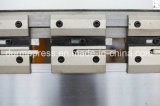 Wc67y-100t/4000 CNC 수압기 브레이크 접히는 기계