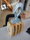 Wooden Block Triple de JIS Ship com Hook