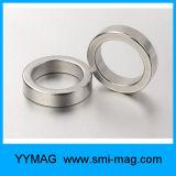 Magnete di anello permanente del neodimio del materiale N52 della terra rara per il supporto del telefono