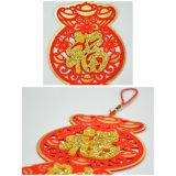 Colgantes de la decoración del papel del festival del Año Nuevo de la ornamentación del petardo