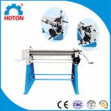 De Machine van het Broodje van de Misstap van het Blad van het Metaal van de hand (Hand Ronde Buigmachine W01-2X610/1000/1250)