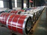 El color de Ral3011 Az70 PPGI cubrió la bobina de acero galvanizada prepintada