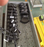 Auto almofada de freio da parte traseira das peças de carro de reposição para o Benz 005 placa de suportação 420 90 20
