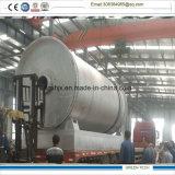 Recyclage d'usine de pyrolyse à pneus 15ton Usé pneu à l'huile