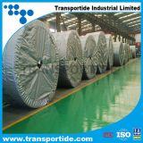 Correia transportadora de borracha Ep / Nn / Cc para indústria de mineração