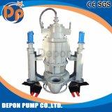 배수장치 슬러리를 위한 잠수할 수 있는 슬러리 펌프 잠수할 수 있는 펌프