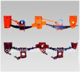Piezas mecánicas del acoplado de la suspensión