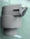 Guarnición del canal del canal del PVC