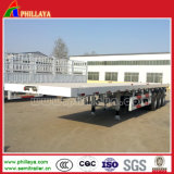 3개의 차축 40ft Container Flatbed Trailer