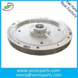 O CNC de alumínio da precisão parte as partes de alumínio com as peças fazendo à máquina de anodização