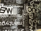 형식 패턴 Beachwear 셔츠 간결은 복숭아 폴리에스테 직물을 인쇄했다