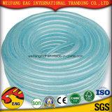 """Шланг сада Hose/PVC PVC Китая 1/2 """" & 3/4 """" усиленный волокном"""