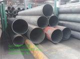 Linha preta tubulação de X52 Smls, tubulação de aço sem emenda API 5L Psl1 X60