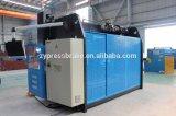 Гибочная машина стали тормоза 300t/3200 Delem Da52s/гидровлического давления CNC