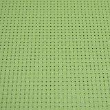 Цветастое тканье Placemat просто конструкции 4X4 для верхней части таблицы
